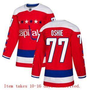 Washington Capitals #77 T.J. Oshie Jersey